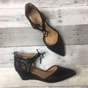 Franco Sarto Tilly Wedge Heel size 10